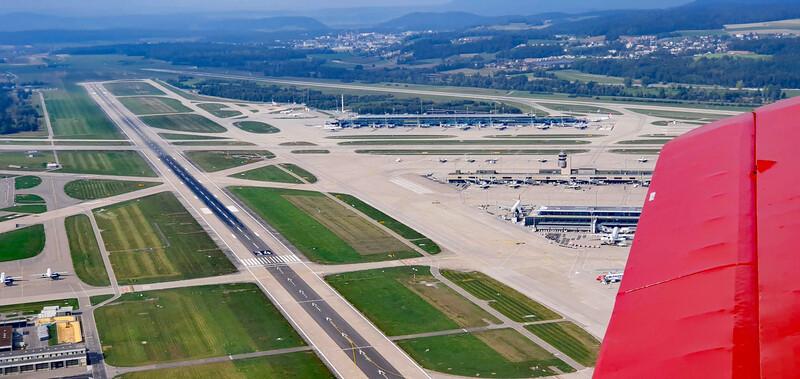 Thumbnail Besuch Rega Zürich-Kloten mit Weiterflug nach Speck-Fehraltorf 16.9.2020